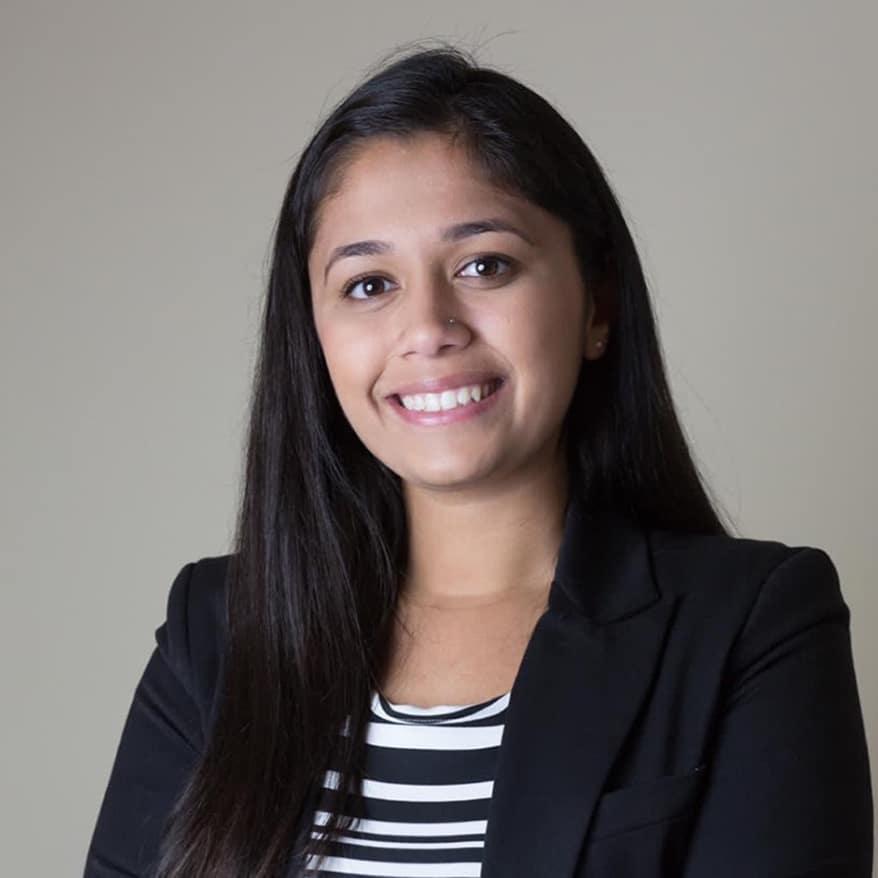 Leisha Mahajan's Profile Image